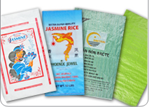 Woven PP products